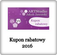 Kupony rabatowe 2016