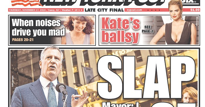 blasio doesnt care trump tower traffic affects retailers