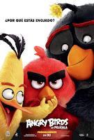 pelicula Angry Birds, la película (2016)