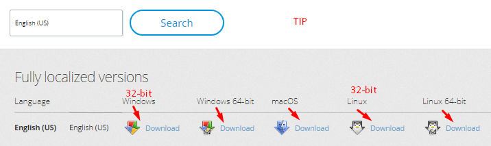 how to download firefox 2018
