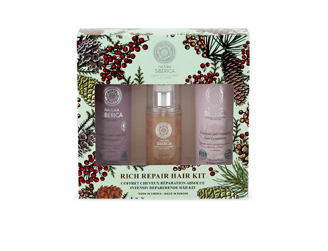 Natura Siberica NavidadThe Northern Collection Gift Set beauty natural cosmetic cosmetica belleza regalo