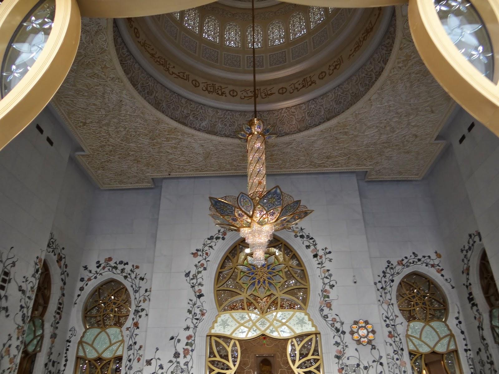 Sheikh Zayed Grand Mosque