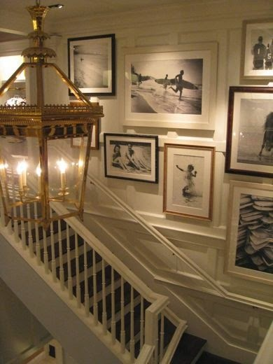 50 Creative Staircase Wall decorating ideas, art frames ... on Creative Staircase Wall Decorating Ideas  id=91928