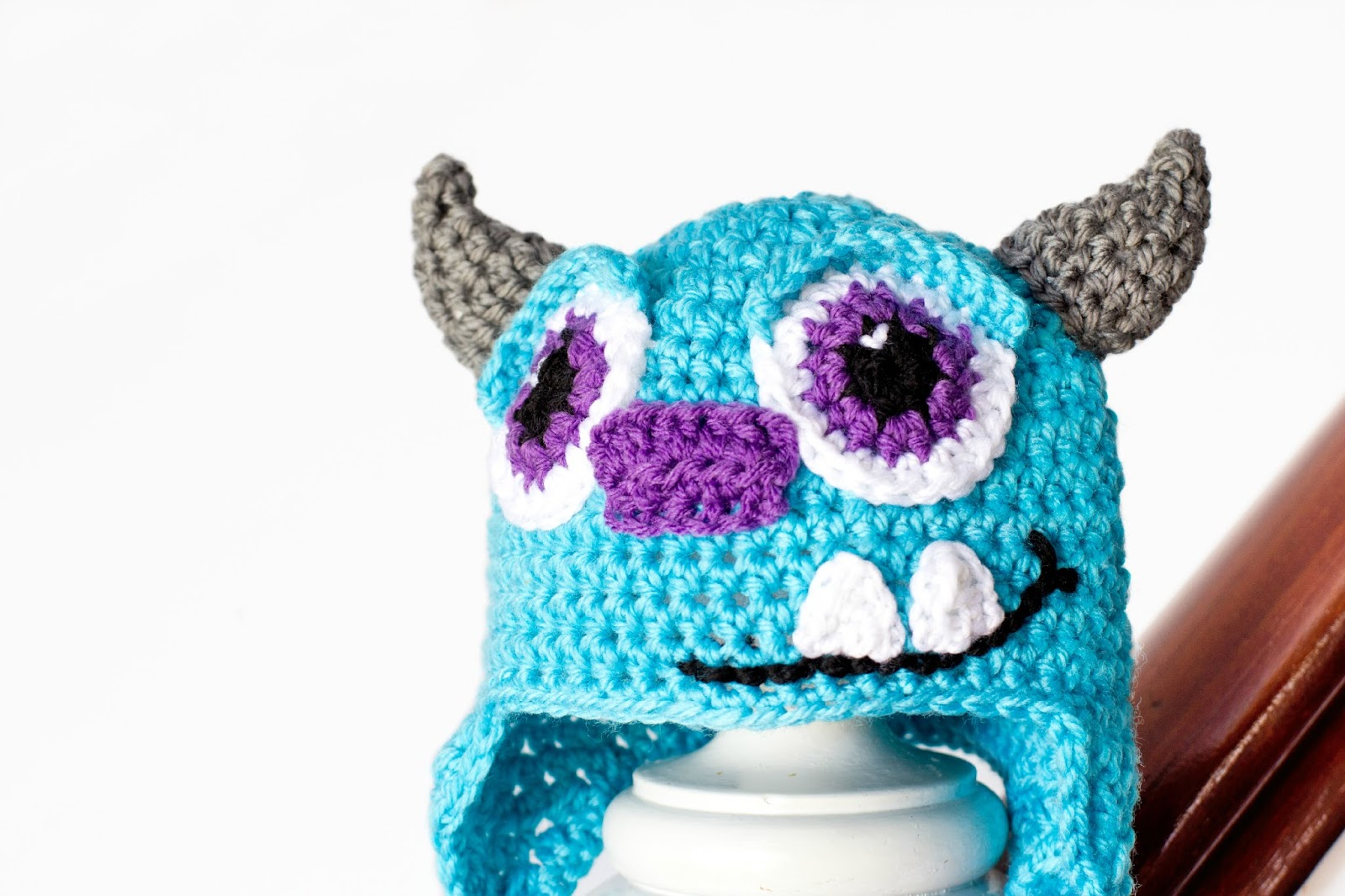 Crochet baby monster hat pattern manet for hopeful honey craft crochet create monsters inc crochet baby monster hat pattern bankloansurffo Gallery