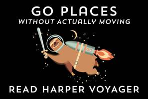 Harper Voyager U.S. Call for Submissions - November 2 - 6, 2015