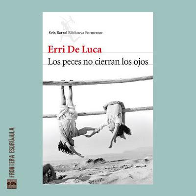 Erri de Luca, reseña, Los peces no cierran los ojos, Marian Ruiz