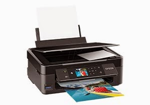 Epson XP-422 Driver Installation