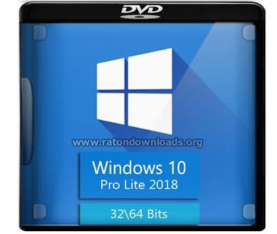 Windows 10 Pro Lite 2018