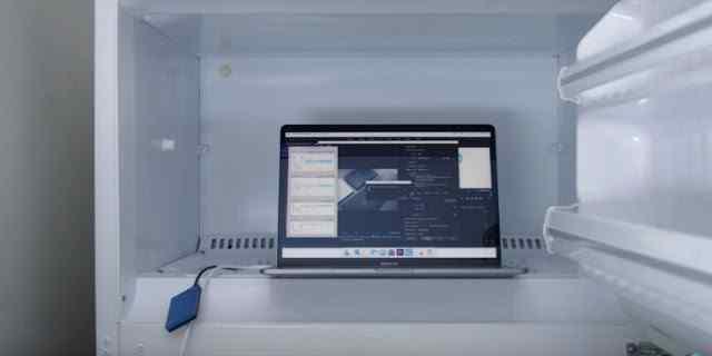 كيفية تخزين بطارية الكمبيوتر المحمول