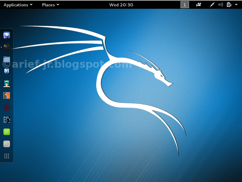 Linux Network Tools For Monitoring And Security Guard In Local Area ...