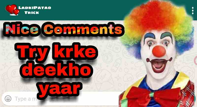 Top 5 Best Nice Comments On Photos Girls Photos Flirty Comments In