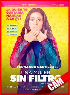 Una mujer sin filtro (2018) | DVDRip Latino HD GDrive 1 Link