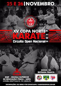 15ª Copa Norte de Karate