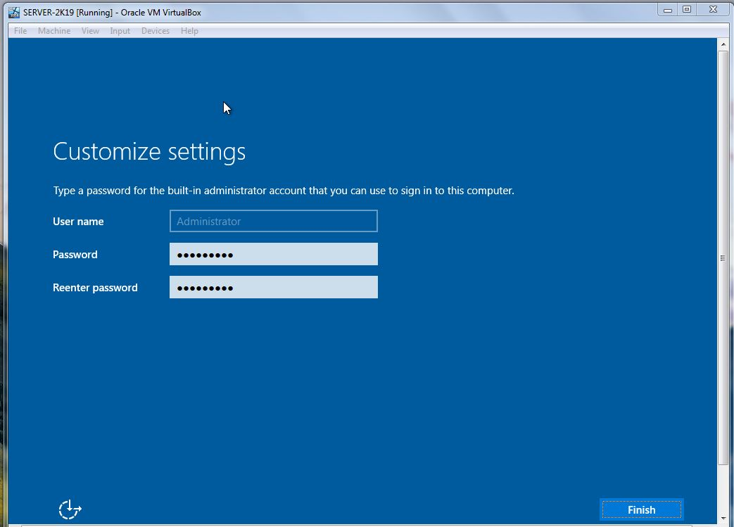 How to Install Windows Server 2019 in Virtual Box - Blogs on