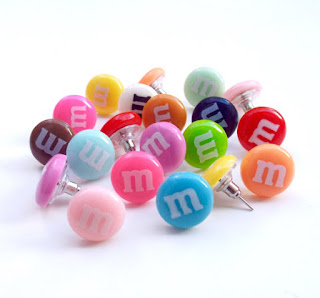 awesome eco-friendly 6th anniversary gift m and m earring