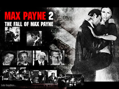 Max Payne 2 PC Game Computer Software