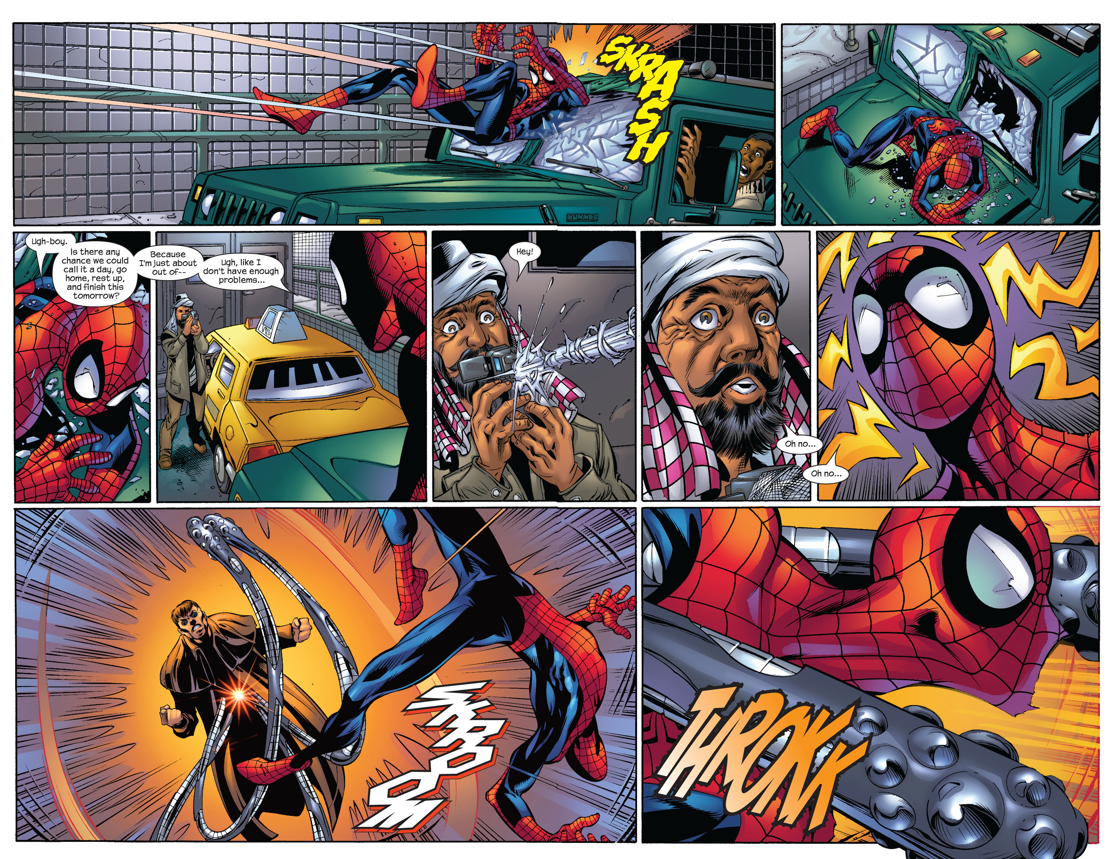 Read online Ultimate Spider-Man (2000) comic -  Issue #56 - 18