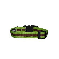 Fabdog Stripe Collar