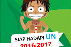 Latihan Soal UN SMP/MTS Online Tahun Pelajaran 2016 / 2017.