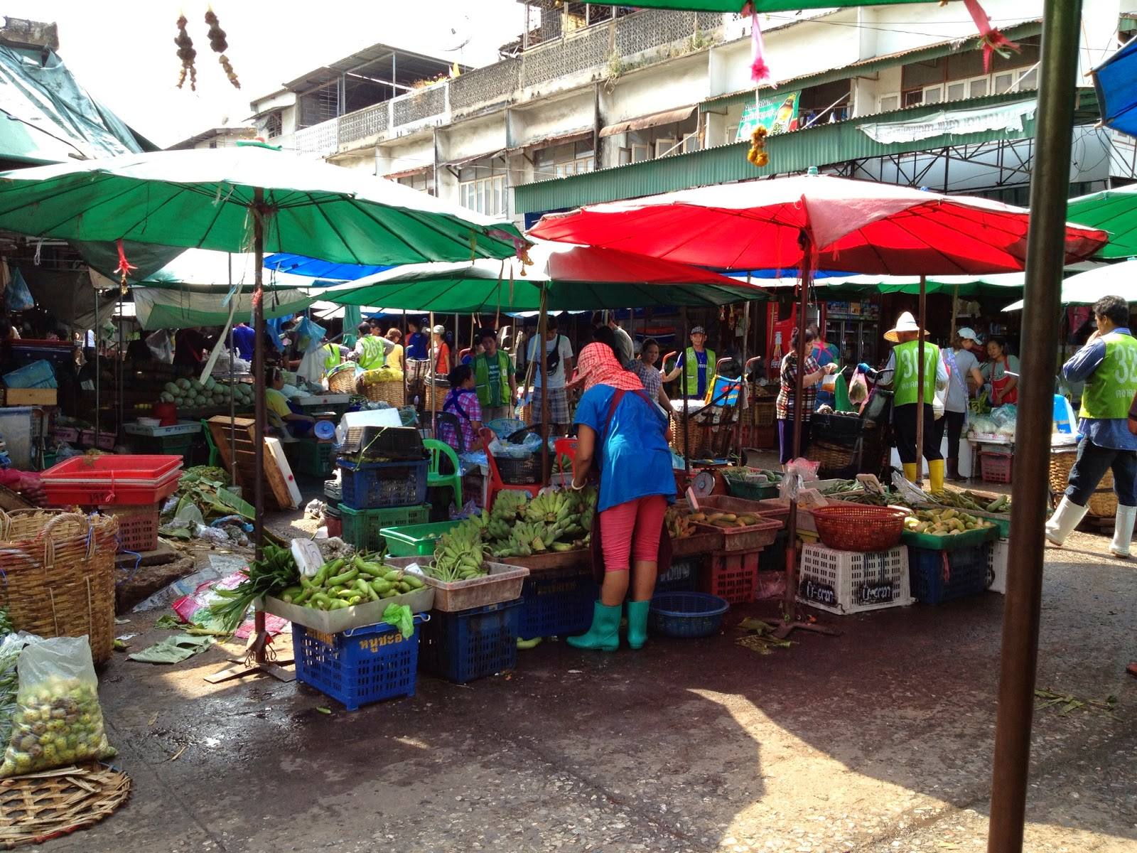 Bangkok - Wet market