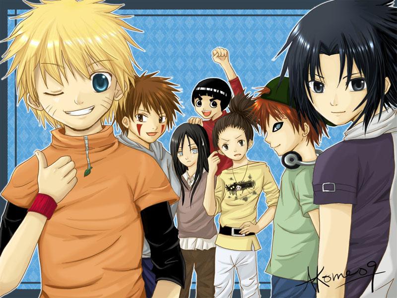 Bad Girl Anime Wallpaper Spearmintdian All About Sasuke