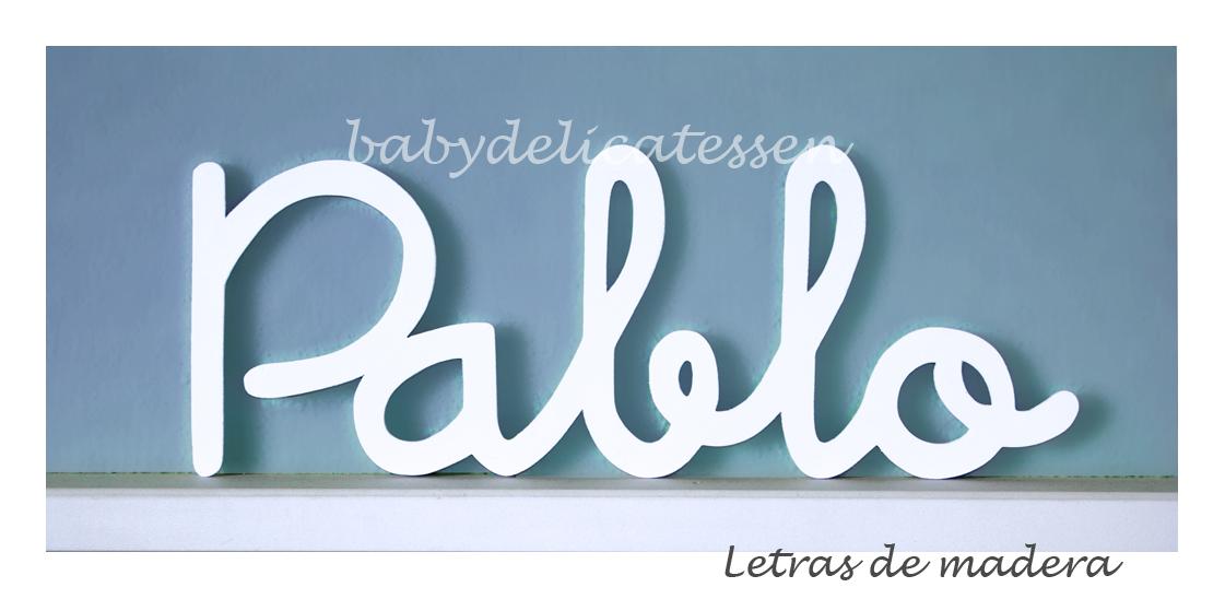 Letras en cursivas para practicar