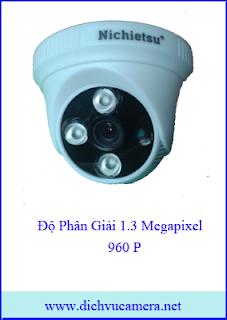 Camera IP Nichietsu NC-10BMD