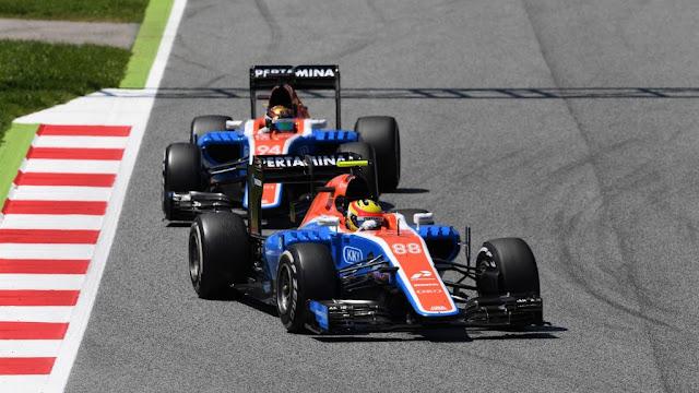Balapan F1 Monaco : Rio Dua Kali Kalahkan Rekan Satu Tim