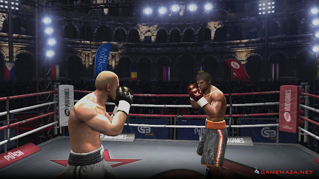 Real Boxing Gameplay Screenshot 1