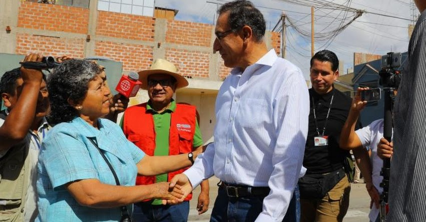 Presidente Martín Vizcarra anunciará este Martes 9 de Octubre convocatoria para el referéndum