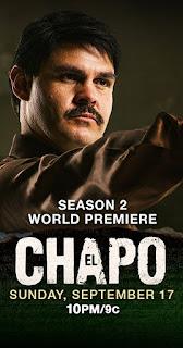 Trùm Ma Túy El Chapo: Phần 2