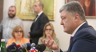 Порошенко оголосив, що АТО скінчиться у травні