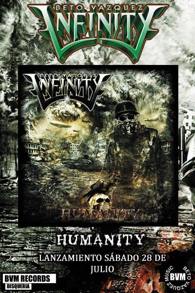 elvuelodelaesfinge - beto vazquez infinity - Humanity