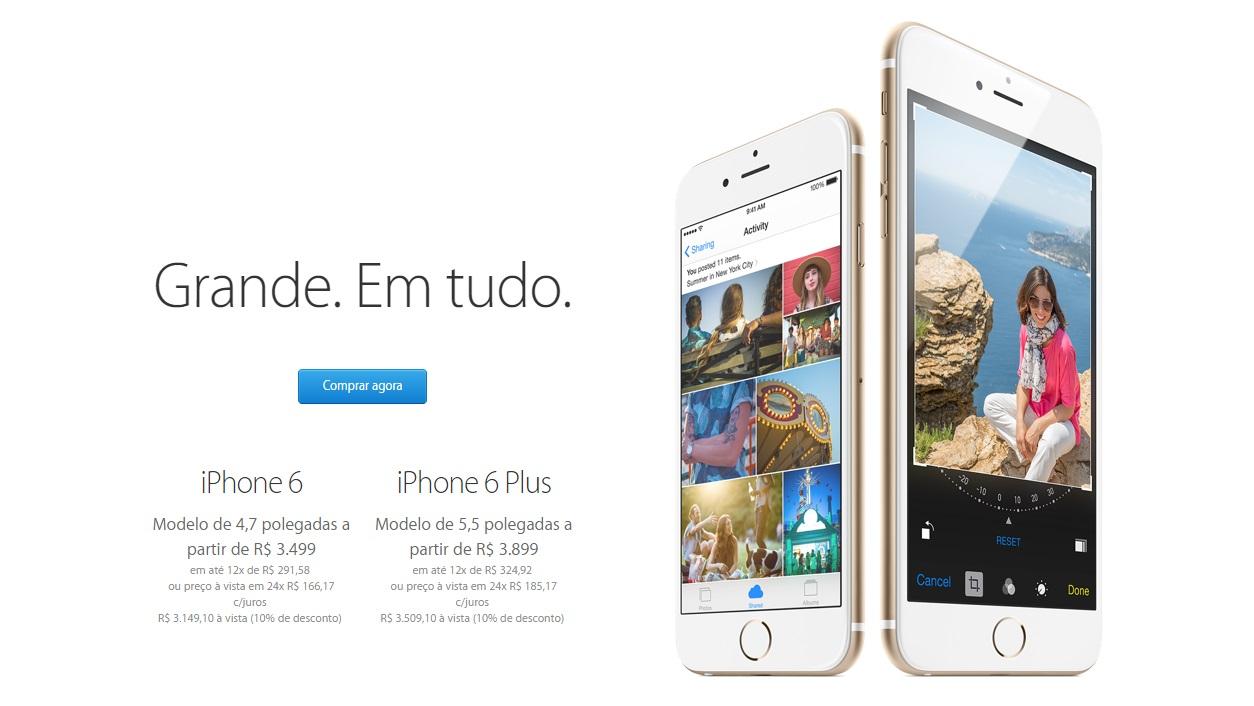 Iphone  Plus No Brasil Pre Ef Bf Bdo