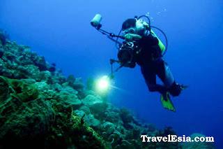 Gunung Mahangetang Wow Ada Gunung Berapi Di Dasar Laut Sulawesi Utara Indonesia Tourism Travel Information Tour Package Flight Hotel Booking Search Engine