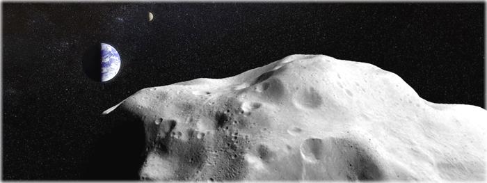 explodir um asteroide em rota de colisão com a Terra é mais difícil do que se pensava