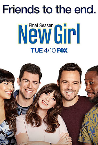 New Girl Temporada 7 (HDTV 720p Ingles Subtitulada)