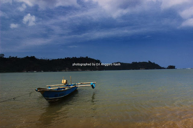 Pantai Palatar Agung, Obyek Wisata yang Masih Alami di Kabupaten Pangandaran