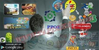 pt Top auto payment tap pulsa murah kalimantan serverPulsa Nasional Chip Sumber Pulsa Sakti PPoB Multi Payment Stok anti kosong