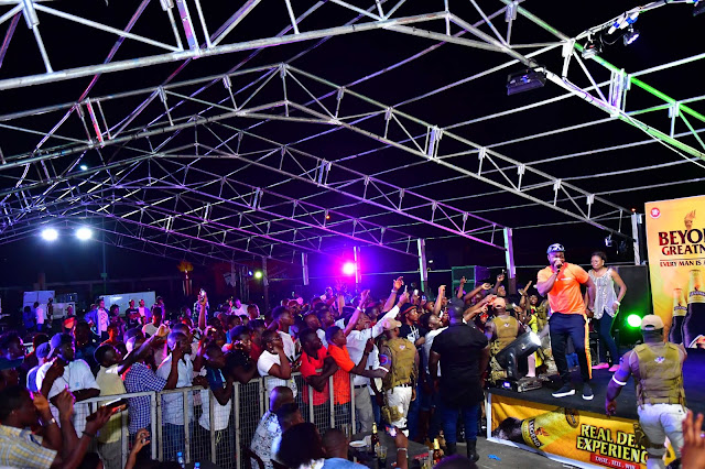 DSC 1692 - Harrysong thrills fans at Legend's Real Deal Experience Concert in Enugu