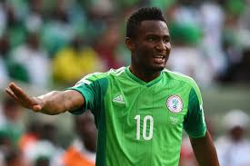 England game'll be interesting –Mikel