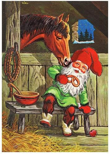 Joulukortti Netistä