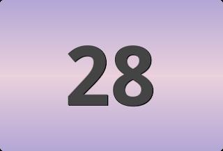เลขท้ายสองตัวที่ออกบ่อย, เลขท้ายสองตัวที่ออกบ่อย 28