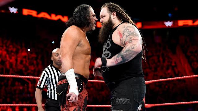 Bray Wyatt vs Matt Hardy at Wrestlemania 34