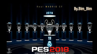 FIFA 14 Super Mod PES 2018 v1.2 by Bim Bim Apk + Data Obb [Fixed]