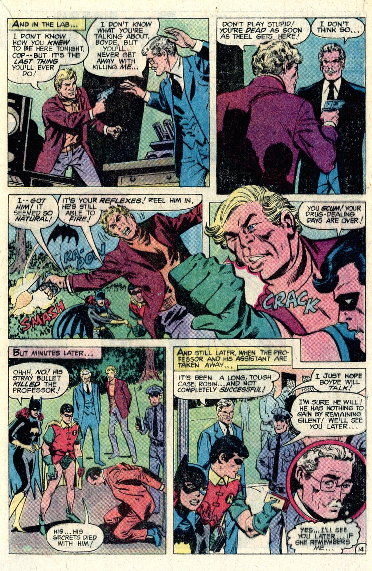 Detective Comics (1937) 489 Page 38