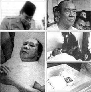 kematian soekarno yang tragis