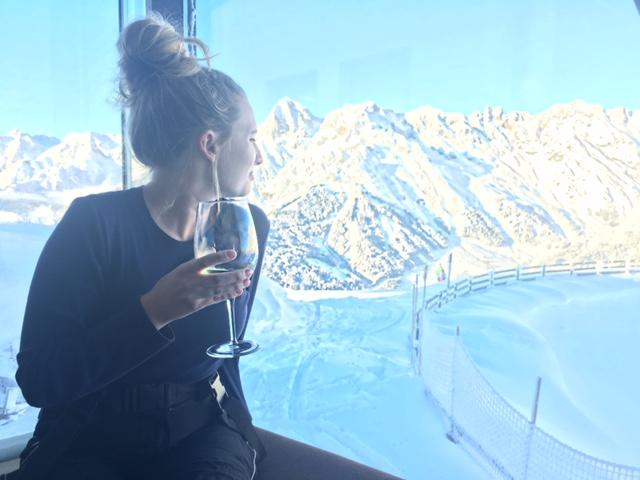 ski amade wine