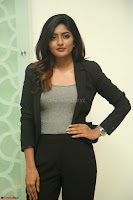 Actress Eesha Looks gorgeous in Blazer and T Shirt at Ami Tumi success meet ~  Exclusive 155.JPG