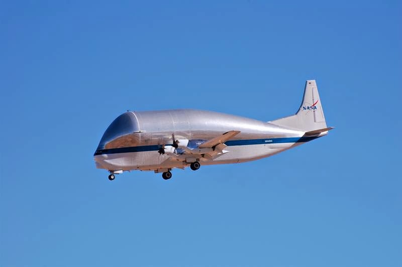 NASA's Airbus Industries, Super Guppy